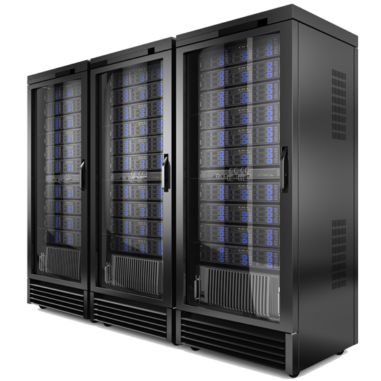 Business Solutions: server-hosting